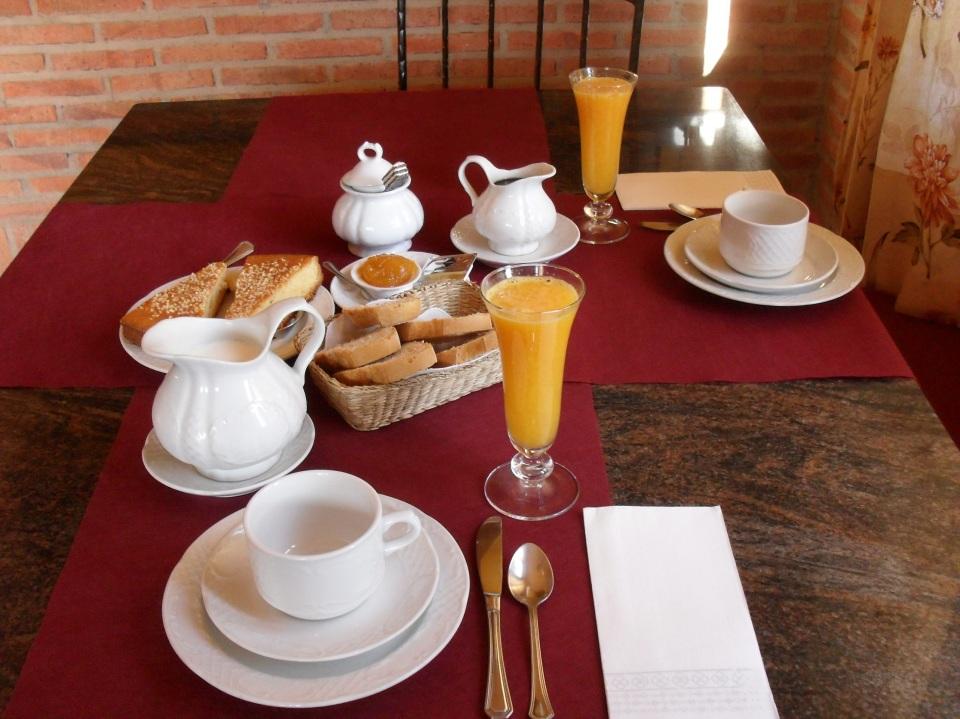 Desayuno continental para 2